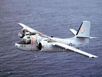 CP-121 Tracker (known as the S-2 by the USN)
